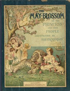 The May blossom, or, The princess and her people