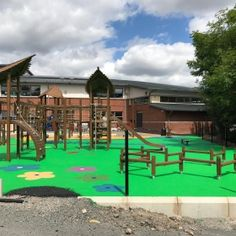 This schoolyard is located in Belfast, United Kingdom. See more references from our website! Belfast, Children's Place, Yards, United Kingdom, Saints, Around The Worlds, Mansions, Website, House Styles