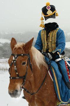 Женский шаблон - костюм гусара