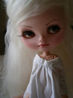OOAK Custom ICY Arker doll Blythe Lilly by Gerakina
