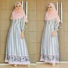 Long Sleeve Maxi, Maxi Skirts, Hijab Fashion, Two Piece Skirt Set, Ootd, Sleeves, Inspiration, Outfits, Dresses