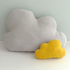 Kussens wolkje grijs geel Baby Boy Rooms, Baby Room, Baby Kind, Happy Colors, Little Princess, Tree Branches, Diy For Kids, Crochet Baby, Kids Room