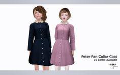 NYU - Peter Pan Collar Coat (Fameshed) | Flickr - Photo Sharing!