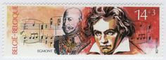 "WS Philately News: ""Beethoven on Postage Stamps"""