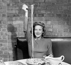 Spaghetti-eating protocols have long been debated at the dinner table. Must one cut the pasta with a knife? Is it best to use a spoon to aid the noodle-winding process? And is slurping ever acceptable? In 1942, LIFE attempted to clear up the matter for its readers by providing an illustrated,...