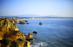 A la découverte de plages de Lagos en Algarve - Les Escapades