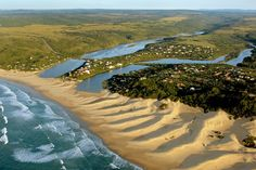 My new favorite place - Kleinemonde, Eastern Cape, South Africa River Mouth, Namibia, Garden Route, Surfer, Out Of Africa, Beach Town, Places Of Interest, African Safari, Rest Of The World