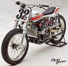 El Corra Motors: TZ 750 - Palheygyi's tributes