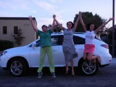 These Brand Partners are jumping for joy over earning their Lexus. You could be next! http://a.nerium.it/dreamteam2014