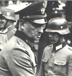 Höring Emil Generalleutnant der Polizei & SS Gruppenführer