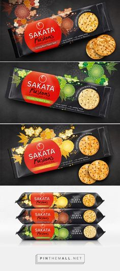 Sakata Fusions - Packaging of the World - Creative Package Design Gallery - http://www.packagingoftheworld.com/2017/02/sakata-fusions.html