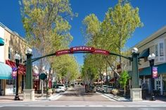 Sunnyvale - Historic Murphy Avenue http://siliconvalleyandbeyond.com/silicon-valley-resources/sunnyvale/