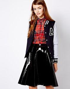 New Look FW 13-14 /// Tecido Focus: Malha Acqua Leather #couros