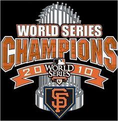 SF Giants 2010 World Champions, Baby!
