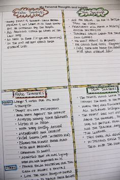 Alma 1 Marking and Journal Guide from The Redheaded Hostess