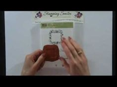 How to make a handmade window card with Elementary Elegance stamp set
