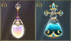 Potions adopts 3 (CLOSED) by Rittik-Designs