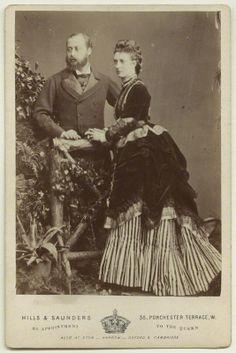 Edward and Alexandra