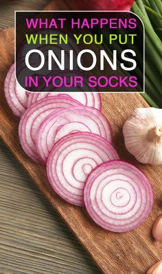 This Is What Happens When You Put Onions In Your Socks