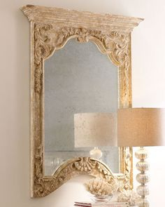 """Saxony"" Mirror - Horchow on Wanelo"