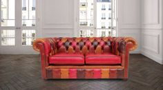 Chesterfield Patchwork Old English 2 Seater Settee Leather Sofa Offer, Chesterfield Cream Leather Sofa Offer, Chesterfield 3 Seater Settee Cream Leather Sofa Offer Settee Sofa, Chesterfield Chair, Cream Leather Sofa, Sofas, Couches, Armchairs, Old English, Accent Chairs, Sweet Home