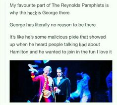 Tbh I would hate King George but Jonathan Groff is just so great