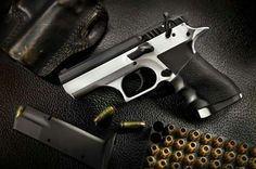 BABY DESERT EAGLE...MY PERSONAL CARRY CHOICE...THANK YOU ISRAEL FOR SUCH A WONDERFUL WEAPON...