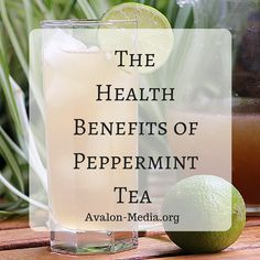 The Health Benefits Of Peppermint Tea