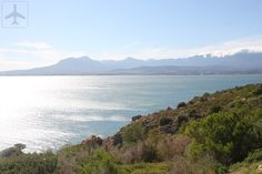 Scenic point towards Hermanus Self Driving, South Africa, Mountains, Beach, Water, Travel, Outdoor, Water Water, Aqua