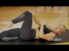Crushing your workouts is awesome, but it's also important to make time for active recovery. Not sure where to start? Try this 20-minute stretching workout.