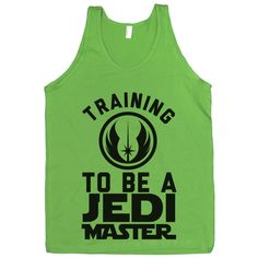 Training To Be A Jedi Master | Activate Apparel | Workout Gear & Accessories
