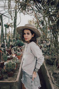 Cactus Land | Collage Vintage