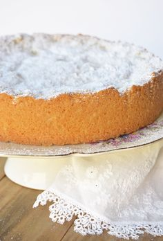 receta tarta de ricota                                                       … Cake Recipes, Dessert Recipes, Lemon Desserts, Hand Pies, Sin Gluten, Cheesecakes, Vanilla Cake, Camembert Cheese, Bakery