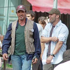 Sylvester Stallone & Jason Statham