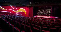 Tropicana Theater at Tropicana Las Vegas.