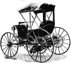 Los primeros coches del principios del siglo   Historia del automóvil