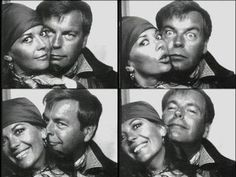 Natalie Wood and Robert Wagner...so cute!