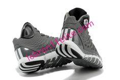 Adizero Rose 773 II,Adidas D Rose Shoes 2013 Anthracite Cool Grey Low Black G33222