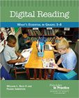 Digital Reading : What's Essential in Grades 3-8  William L. Bass II, Franki Sibberson  #DOEBibliography
