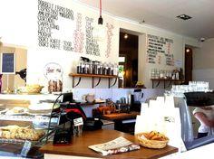 Riccos Kaffebar in København Ø, Region Hovedstaden