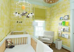 Back To School: 11 Whimsical, Wishful, Wonderful Children's Rooms | 360° Painting of blog