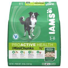 Iams Proactive Health Adult Minichunks Premium Dog Nutrition 30 Lbs - http://weloveourpugs.net/?product=iams-proactive-health-adult-minichunks-premium-dog-nutrition-30-lbs