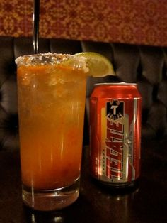 yums - Mexican Beer + Spices + optional tequila