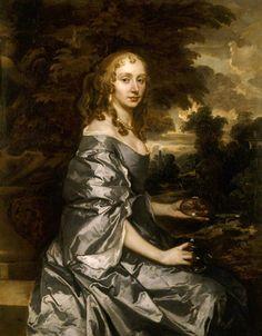 Arabella Bankes (b.1642), Mrs Gilly