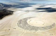 Cities of the Future Could Look Like Burning Man