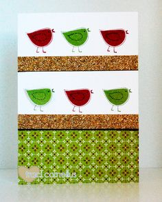 Christmas card made using the Best of Everything Stamp Set (123536) from Stampin Up to order from me visit www.getcreativewithtraci.blogspot.com