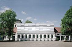 BHBVT: Johann-Sebastian-Bach-Saal im Schloss Köthen