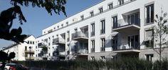 Residences on Orsoyer Strasse. Düsseldorf | RKW Architektur + Städtebau