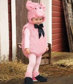 OINK! pig costume