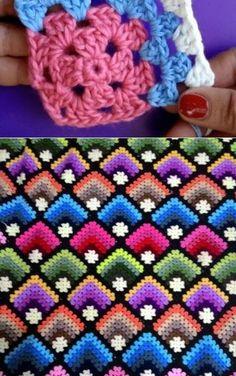 Crochet Patterns Amigurumi, Crochet Blanket Patterns, Baby Knitting Patterns, Baby Patterns, Free Knitting, Crochet Lamp, Knit Crochet, Drops Design, Drops Baby